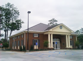 Camp Shelby FCU Building